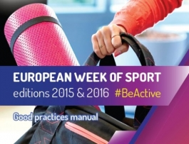 8 practical #BeActive Manuals